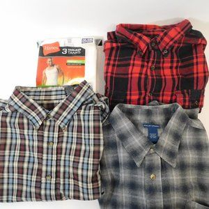 Other - Lot of 3 Casual Button Shirts XXL CL3170 0420